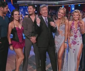 dwts, val chmerkovskiy, and witney carson image