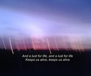 blurry, Lyrics, and music image