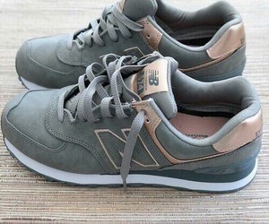 new balance, shoes, and sneakers image