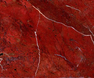 marble and red image