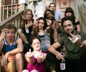 funny, shameless, and tv show image