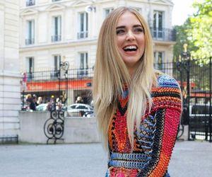 chiara ferragni, fashion, and fashion blogger image