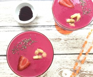 fit, smoothie, and arbuz image