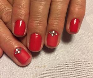 elegant, nail art, and nails image