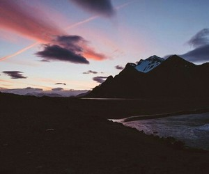 photography, hipster, and mountains image