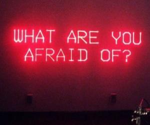 afraid, black, and indie image