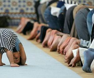 islam, muslim, and baby image