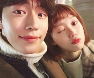 kdrama, lee sung kyung, and nam joo hyuk image
