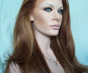 hairstyles, wigs, and hairwigs image