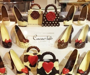 chocolate, fashion, and gifts image