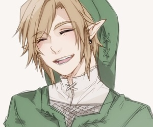 link, anime, and cute image