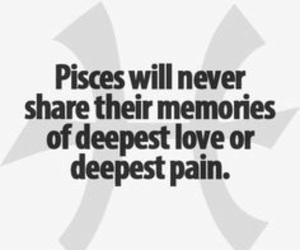 zodiac sign and pisces image