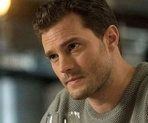 christian grey and fifty shades darker image
