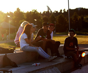 friendship, skate, and add a tag image