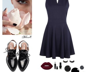 dress, event, and fashion image