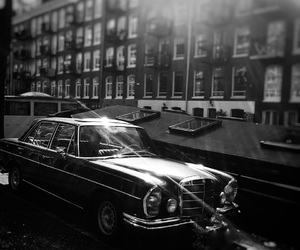 amsterdam, black, and car image