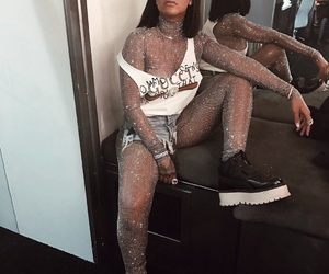 fashion, style, and rihanna image