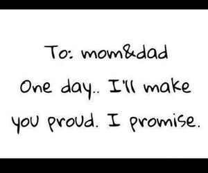 promise, proud, and quote image