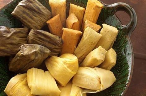 delicioso, tamales, and típico image
