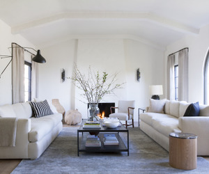 decor, interior design, and living room image