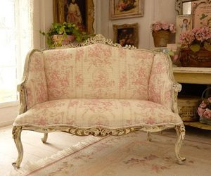 antique white, etsy, and french furniture image