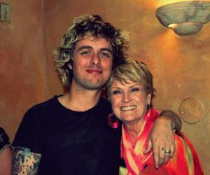 billie joe armstrong, green day, and mom image