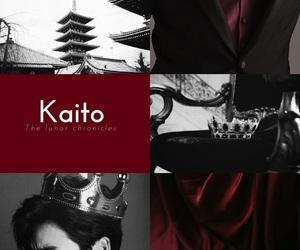 book, kaito, and kai image