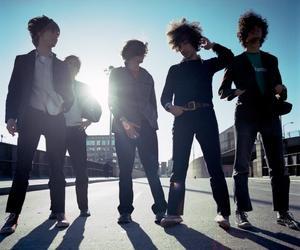 bands, garage, and photoshoot image