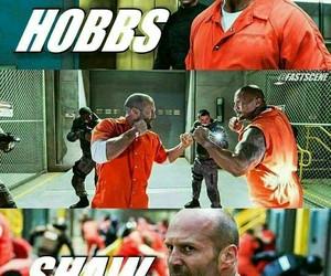 edit, luke hobbs, and movie image