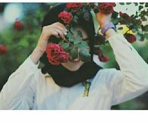 girl, بُنَاتّ, and محجبات image