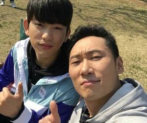jinyoung and got7 image