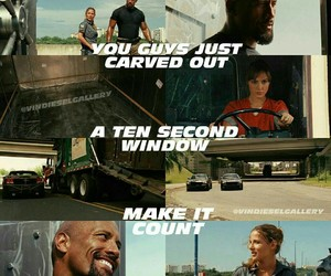 edit, movie, and the fast and the furious image