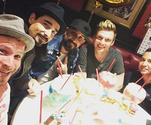 backstreet boys, legends, and music image