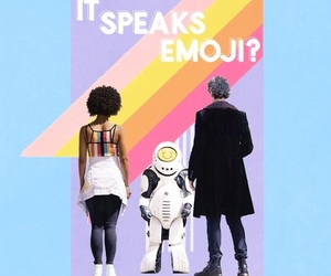 doctor who and bill potts image