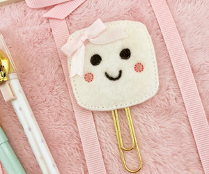 bookmark, planner clip, and cute bookmarker image