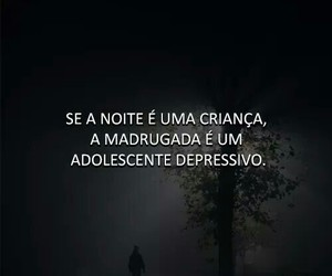 noite, adolescentes, and frases image