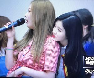 siyeon, eunwoo, and pledis girlz image