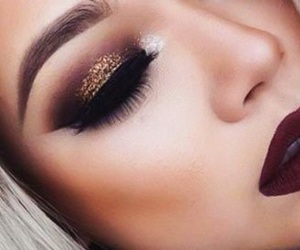 makeup, maquillaje, and kyliejenner image