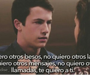 frases, serie, and 13 reason why image