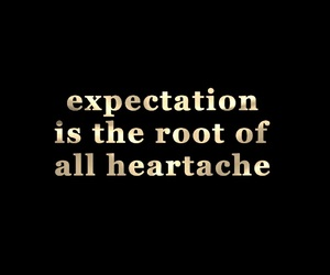expectation, heartache, and heartbreak image
