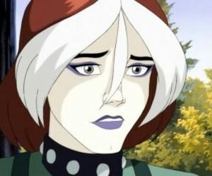 cartoon, Rogue, and x-men image