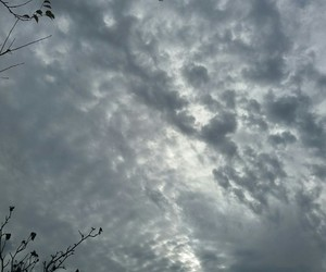 blue, cielo, and clouds image