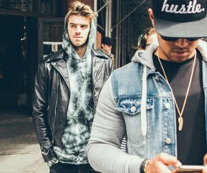 dj, music, and the chainsmokers image