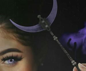 edit, fantasy, and moon image