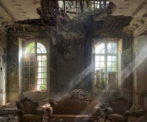 abandoned, old, and vintage image