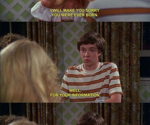 that 70s show, funny, and 70s image