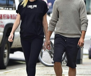 couple, love, and candice swanepoel image