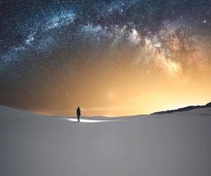 dreams, human, and snow image