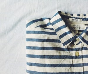 shirt and stripes image