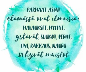 finland, quote, and hidasta elämää image